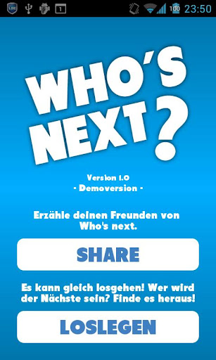 Who's next - Dating App FREE