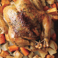 Special Sunday Roast Chicken