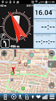 Screenshot of Run.GPS Trainer UV Pro Full