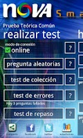 Screenshot of Nova SmartPhone CAP Mercancías