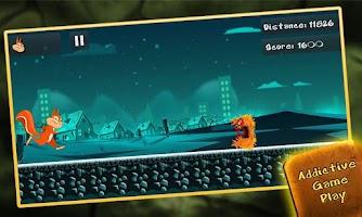 Screenshot of Jungle Runner:Dash Racing Saga