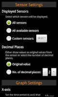 Screenshot of Sensor Guru