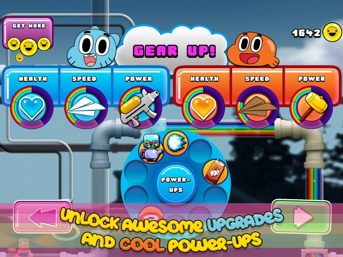 Gumball Rainbow Ruckus Screenshot 5