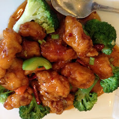 General Tso's Chicken... Loved it!!