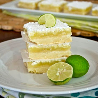 Key Lime Powdered Sugar Recipes