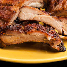 Vinegar and Spice Oven-Baked Ribs