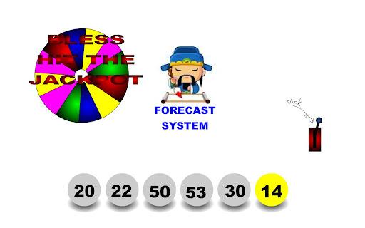 Mega Millions Forecast System