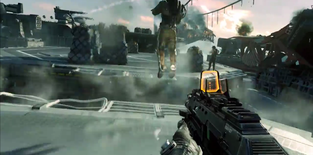 E3 2014: Call Of Duty: Advanced Warfare DLC coming to the Xbox first