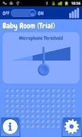 Screenshot of Bluetooth Baby Monitor