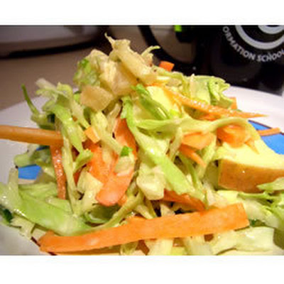 Awesome Apple Coleslaw