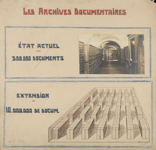 Les Archives documentaires