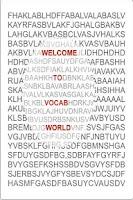 Screenshot of Vocab World