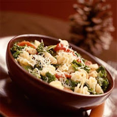 Pasta With White Beans and Kale