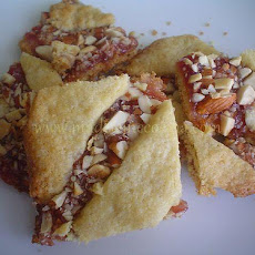 Hungarian Strawberry Bars