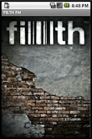 Screenshot of FILTH FM