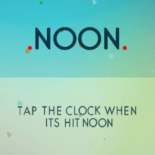 .NOON. Android Wear - screenshot