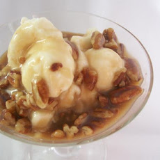 Maple Splurge Ice Cream Sauce