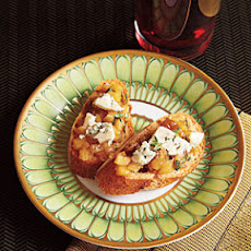 Apple-Blue Cheese Chutney