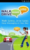 Screenshot of WalkDriveSMS