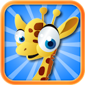 Puzzles for Toddlers Game HD icon