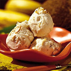 Banana-Coconut Ice Cream