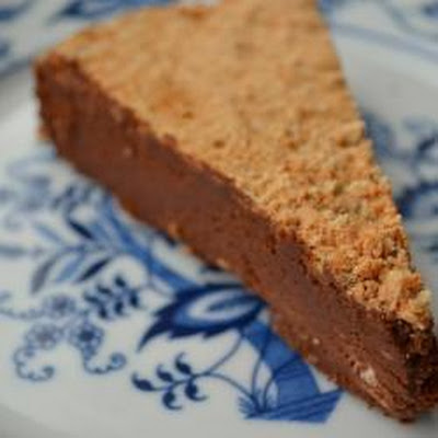 Grandma Fisher's chocolate truffle torte