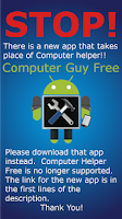 Screenshot of Computer Helper Free