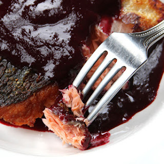 Blackberry Sauce With Fish Recipes