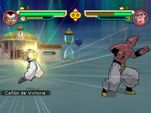 Dragon Ball Z: Budokai 2
