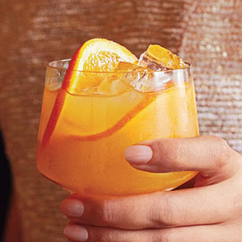 Whiskey Sour Punch