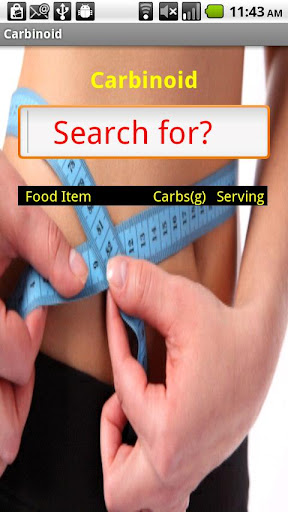 Carbinoid - Low Carb Diet App