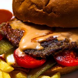 by Behzad Homayouninezhad - Food & Drink Meats & Cheeses
