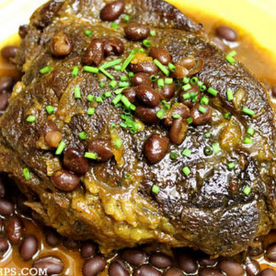 Slow Cooker Caribbean Pot Roast