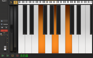 Screenshot of Audio Evolution Mobile DEMO