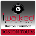 IWalked Boston's Common/Public icon