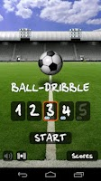Screenshot of Ball Dribble - Soccer Juggle
