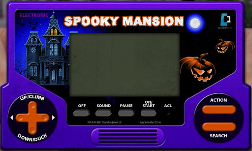 Spooky Mansion DEMO