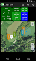 Screenshot of Protos Golf GPS Rangefinder