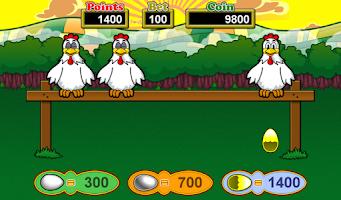 Screenshot of Fowl Play Gold
