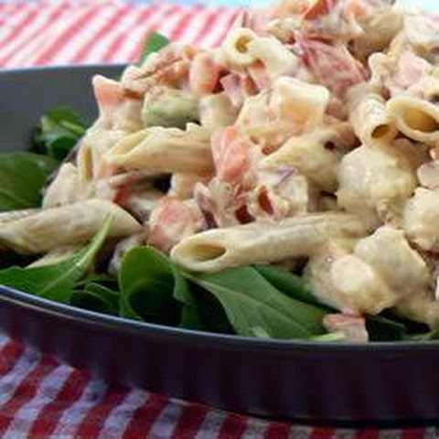Bacon, Lettuce And Tomato Pasta Recipe — Dishmaps
