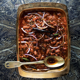Rajma (North Indian Kidney Bean Masala Stew)