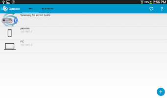 Screenshot of BT Controller