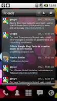 Screenshot of LauncherPro Plus Unlocker