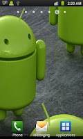 Screenshot of Logo Wallpapers of Android