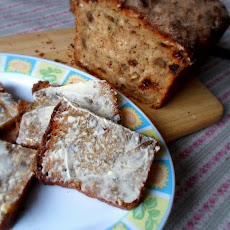 *Courgette and Oat Bread*