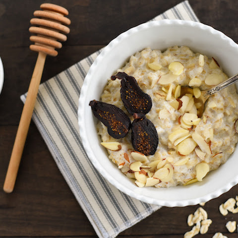 Ricotta & Fig Oatmeal