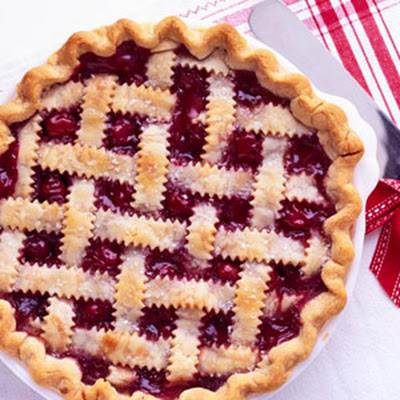 Spiced Cherry Pie