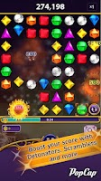 Screenshot of Bejeweled Blitz