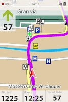 Screenshot of TwoNav GPS: Premium