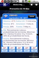 Screenshot of MeteoInfo